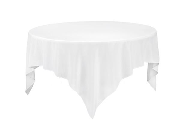 Wit Tafellaken 200 x 200 cm