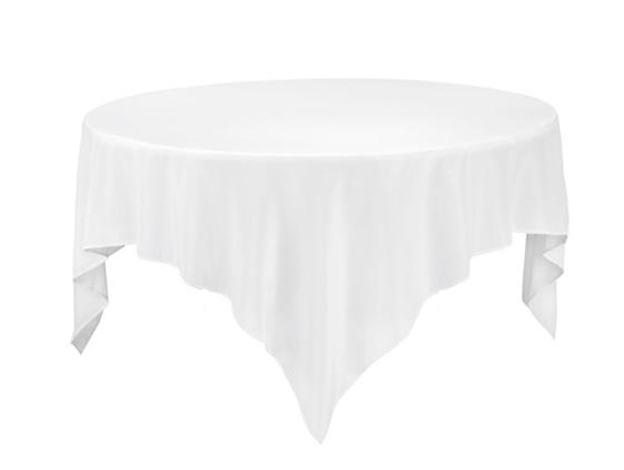 Wit Tafellaken 240 x 240 cm